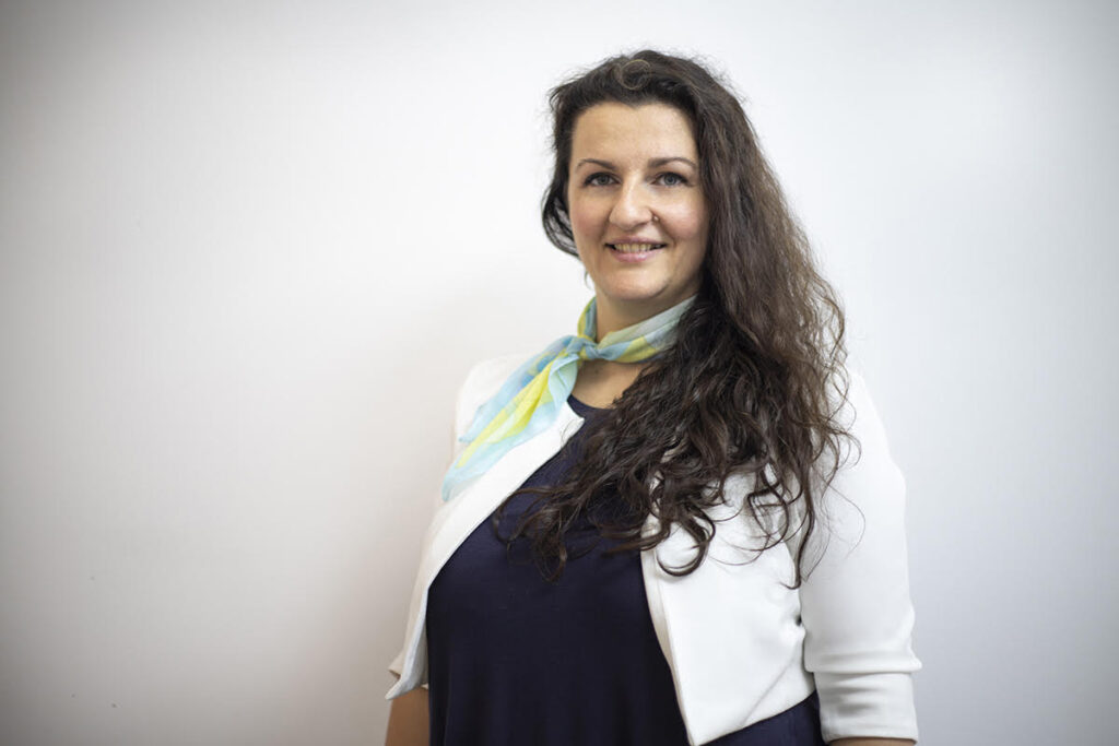 Maja Delibasic psihoterapeut